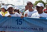 Foto da delegação do Amapá na 15ª CNS