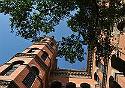 Foto do Castelo de Manguinhos