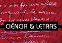 Logo do programa Ciência e Letras