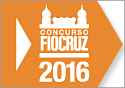 Selo do concurso Fiocruz 2016