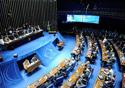 Imagem de plenária do Congresso Nacional