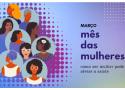 Ação Editora Fiocruz: Dia Internacional da Mulher