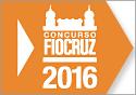 Selo do concurso Fiocruz 2016