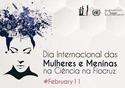 Dia internacional de mulheres e meninas na ciência