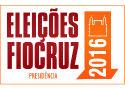 Selo do processo eleitoral Fiocruz 2016