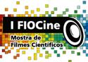 Imagem de divulgação do evento mostrando um rolo de filme do lado da palavra Fiocine
