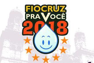 Imagem com a frase Fiocruz pra você 2018