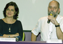 Nisia Trindade e Paulo Elian