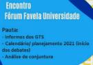 Fórum favela universidade