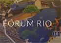 Desenho do mapa do Rio de Janeiro