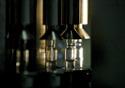 Laboratório de produção de vacinas