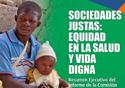 Sociedades justas: equidad en la salud y vida digna