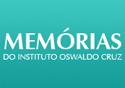 Imagem com a frase Memórias do Instituto Oswaldo Cruz