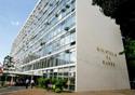 Fachada do prédio do Ministério da Saúde