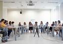 Mulheres e meninas pesquisadoras da Fiocruz Brasília