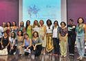 Mulheres e meninas pesquisadoras da Fiocruz