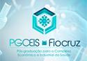 Imagem com a frase pgceis Fiocruz