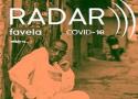 Detalhe da capa do 'Radar Covid-19 Favelas'