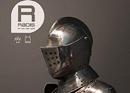 Homem em uma armadura