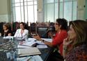 Participantes da CPA sentados
