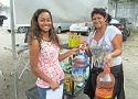 Coleta Seletiva Solidária estimula a reciclagem com moradores da Colônia Juliano Moreira e evita contaminação de águas e esgoto