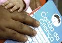Cartão de vacinação