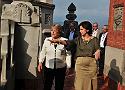 Foto de Nísia Trindade e Bachelet no Castelo
