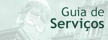 Arte do Guia de Serviços da Fiocruz
