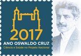 Selo comemorativo do Ano Oswaldo Cruz