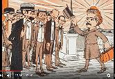 Página do youtube mostra frame com ilustração de Oswaldo Cruz