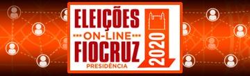 Arte sobre as Eleições 2020 na Fiocruz