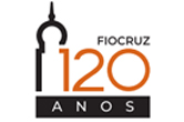 Selo 120 anos da Fiocruz