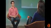 Frame entrevista Ligado em Saúde