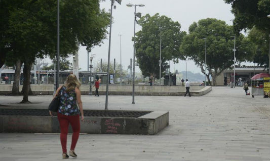 Praça pública