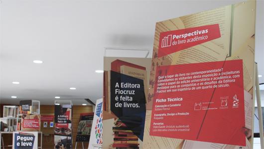 Exposição Fiocruz BSB