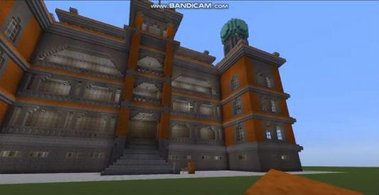 Castelo Fiocruz no jogo