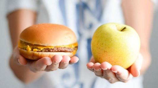 Conscientização contra a obesidade mórbida infantil