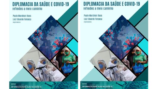 E-Book: Diplomacia da Saúde e Covid-19