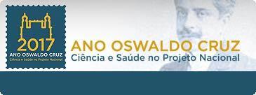 banner especial com selo comemorativo do Ano Oswaldo