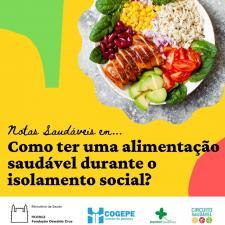 Capa - como manter uma alimentação saudável no isolamento?
