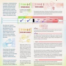 Infográfico explica as etapas de produção de uma vacina contra a Covid-19