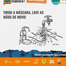 Campanha 'Se liga no Corona!' - 2a fase