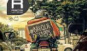 Motoboy na capa da Radis