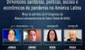 seminárioDimensões sanitárias, políticas, sociais e econômicas da pandemia na América Latina