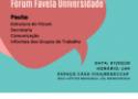 Arte 9°encontro Fórum Favela Universidade