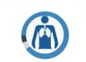 imagem de pictograma mostrando pulmões